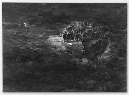 <body> <ul>   <li>Yan Pei-Ming, &ldquo;Moonlight,&rdquo; 2011. Oil on canvas 110 &frac14; x 157 &frac12;&rdquo;. Courtesy the artist and David Zwirner, New York.</li> </ul> </body>