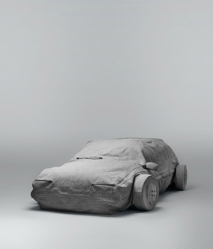 Carcover, N° 35 Automatica, 2008. Photo: Angela Moore.