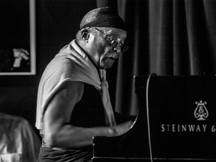 Cecil Taylor. Photo: Peter Gannushkin / DOWNTOWNMUSIC.NET.