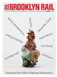 "Julia Kunin, ""JANUS OF FLOWERS,�<br /> 2010. CERAMIC. 20.5 x 11 x 9�. COURTESY<br /> OF JAMES DEE."
