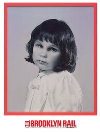 Gillian Wearing. &#147;Self Portrait at Three Years Old,&#148; 2004. Framed C-type print. 71 5/8 x 48&#148;. &copy; The artist, courtesy Maureen Paley, London.<br />