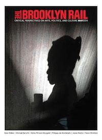 """Kara Walker """"Selfie� (2014)."""