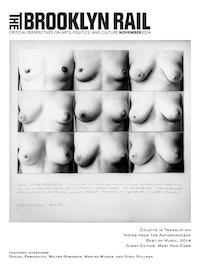 """Raquel Rabinovich. """"River Library Scrolls,� 2002 – 14. Photo: Douglas Baz."""