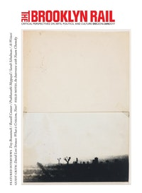 Troy Brauntuch. <em>White Light Study (Part 3)</em>, 1979. <br />Paper, newsprint, photostats, cardboard, tape. 23 1/2 × 18 3/4 inches. Courtesy the artist <br />and Petzel.