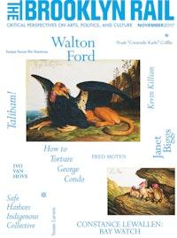 Above: Walton Ford, <em>Grifo de California</em>, 2017, Watercolor, gouache and ink on paper, 68 1/2 x 91 1/2 x 2 1/2 inches, &copy; Walton Ford. Courtesy Gagosian (Photo: Christopher Burke) Below: Walton Ford, <em>Los Ni&ntilde;os</em>, 2017, Watercolor, gouache and ink on paper 41 5/8 ? 59 5/8 inches, &copy; Walton Ford. Courtesy Gagosian (Photo: Tom Powel Imaging)