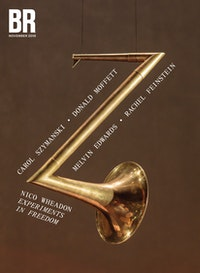 Carol Szymanski, <em>Phonemophone Z</em>, 2011. Brass. &copy; Carol Szymanski. Courtesy the artist.