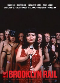 Penny Arcade, Performance of <em>Bitch! Dyke! Faghag! Whore!</em> at The Village Gate, New York, 1992. Photo: Oliver Hadji.