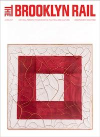 Adriana Varej&atilde;o, <em>Red Square</em>, 2020. Oil and plaster on canvas, 70 7/8 x 70 7/8 x 1 5/8 inches. &copy; Adriana Varej&atilde;o. Photo: Vicente de Mello. Courtesy the artist and Gagosian.